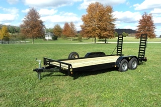 16FT CAR HAULER TRAILER FOR SALE