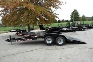 CAR TRAILER TILT BED FOR SALE